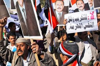 Αιματηρές αντικυβερνητικές διαδηλώσεις