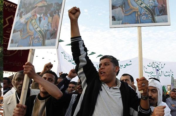 Νεκροί και τραυματίες στη Λιβύη