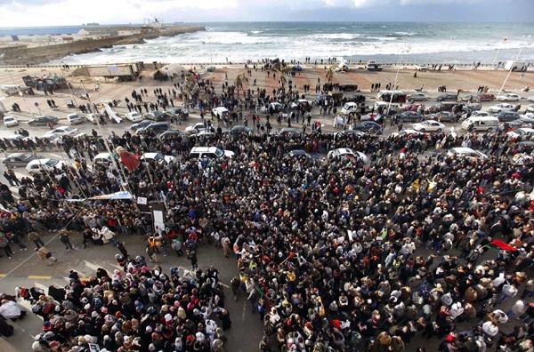 Εκρηκτική παραμένει η κατάσταση στη Λιβύη