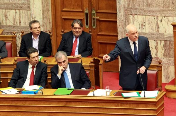 Επίθεση στο ΣΥΡΙΖΑ σε υψηλούς τόνους