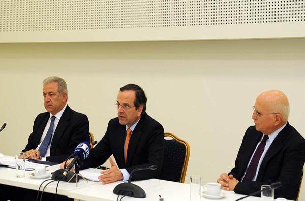 Νέο Σύνταγμα προτείνει ο Α. Σαμαράς