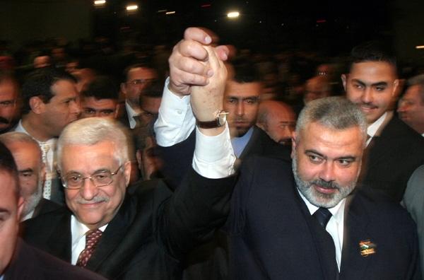 Συμφωνία της Φατάχ με τη Χαμάς