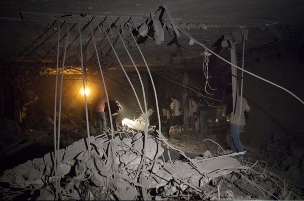 Συνεχίζονται οι μάχες στη Λιβύη