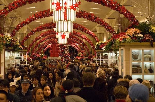 Χριστούγεννα χωρίς πιστωτικές στις ΗΠΑ