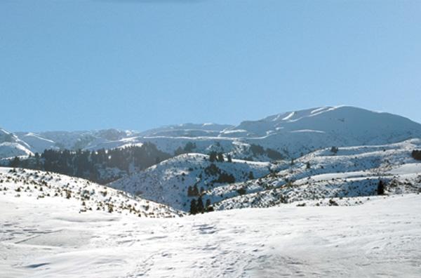 Ξυπνά το βουνό των Τιτάνων