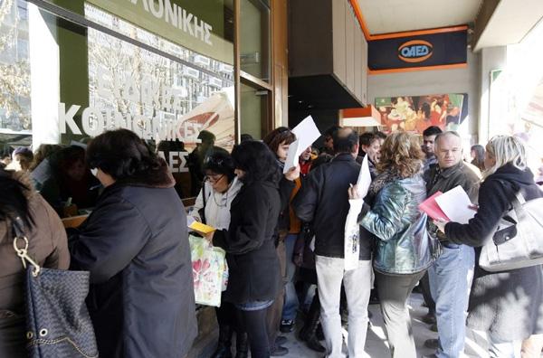 Αύξηση 18,4% των ανέργων του ΟΑΕΔ