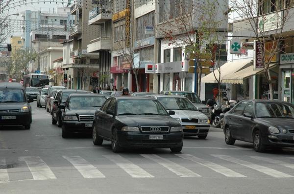 Πρόβλημα στάθμευσης το κυκλοφοριακό