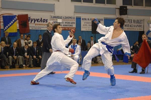 Στο Βόλο το Κύπελλο kyokushinkai karate