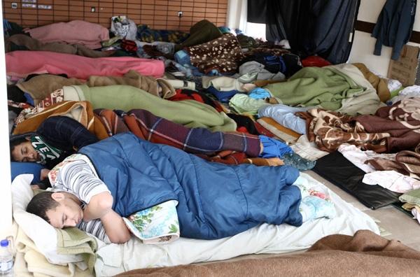 Kατάσταση κρίσης με τους απεργούς πείνας
