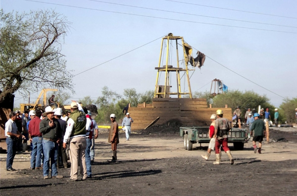 Πέντε νεκροί ανθρακωρύχοι στο Μεξικό