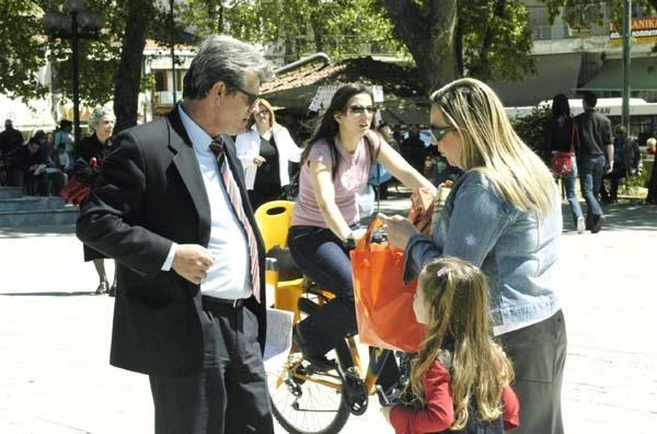 Ελεγχοι από «ράμπο» και στους δρόμους
