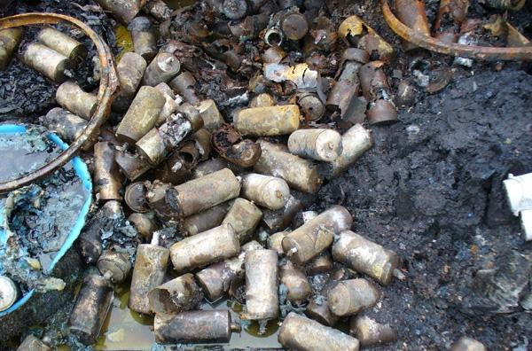 Βόλο ή Λάρισα τα τοξικά απόβλητα